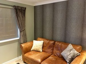 Wallpaper, Curtains and Blinds - September 2017